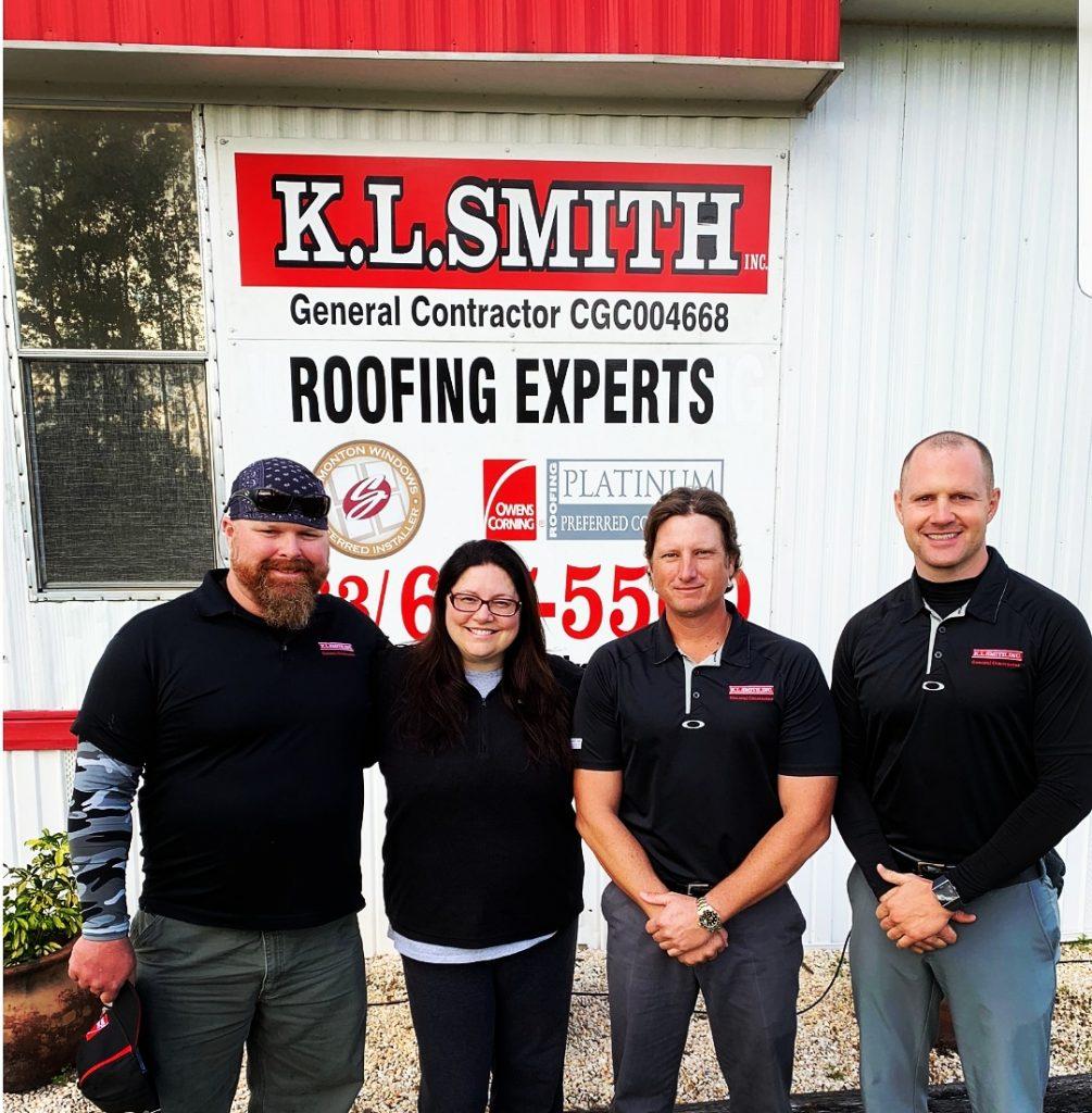 K.L. Smith Team photo