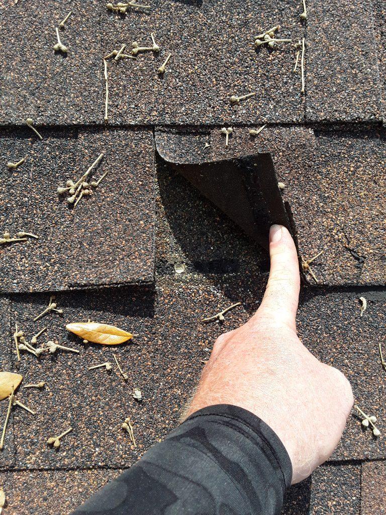 K.L. Smith roof repair